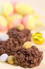 easter chocolate nests l honest mum food blog