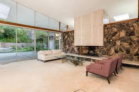 snazzy valley home offers 1960s living for 1 7m curbed la