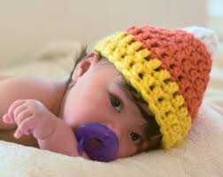 Candy Corn Baby Halloween Costume Baby Candy Corn Hat Fall Autumn Hat Halloween Hat