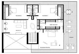 Home Design Story Id by Gallery Of Gp House Bitar Arquitectos 12