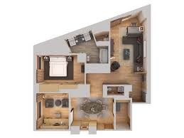 floor plan 3d design suite conrad suite conrad new york