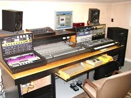 Diy Music Workstation Desk Desk Find This Pin And More On Diy Music Production Ideas