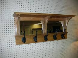 wall mirror mirror with coat hooks wall mirror with coat hooks