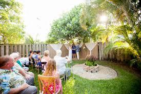 beautiful backyard wedding sara kauss photography