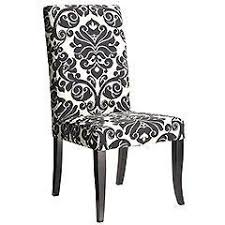 Black And White Dining Room Chairs Black And White Ingram Dining Chair