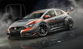 ricer honda civic 2014 world touring car championship challenger previewed