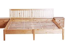 Platform Bed Frame Plans Queen by Wood Platform Bed Frame Queen Queen Wood Platform Bed Queen Size