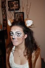 Zebra Halloween Makeup by A Doe A Deer A Female Deer Paint Me Pretty