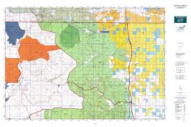 New Mexico Topographic Map by New Mexico Gmu 52 Map Mytopo