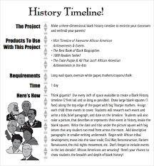timeline templates biography timeline template sample history timeline 7 documents in pdf word excel