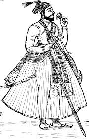 hindu rulers coloring pages kids website for parents