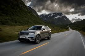 new land rover velar range rover velar review a handsome slab of british luxury ars
