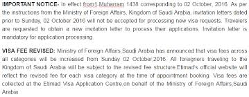family visa rejection and increase visa fee in ksa saudibuzz