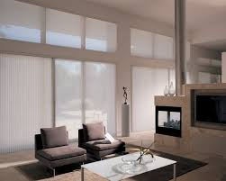 Triple Window Curtains Decorating Window Treatments For Sliding Glass Doors
