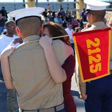 black friday marine boot camp 10 day leave after boot camp graduation