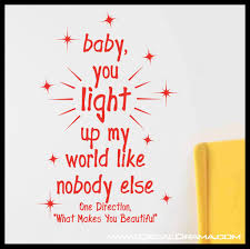 baby you light up my world like nobody else vertical one baby you light up my world like nobody else vertical one direction what makes you
