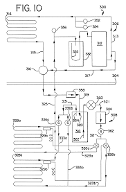 patent us6196007 ice making machine with cool vapor defrost
