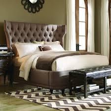 wingback bed full size of bed framesking upholstered platform bed