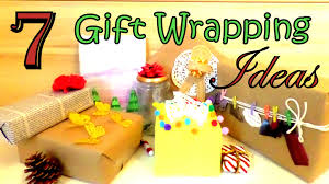 diy 7 creative gift wrapping ideas for christmas or birthdays