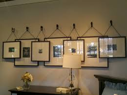 Picture Frame Wall by I Thought This Is Such A Neat Idea For Your Gallery Wall A Little