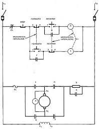 dynamic breaking with a dc motor reversal control