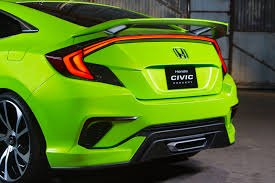 Price Of Brand New Honda Civic 2016 Honda Civic Gets Vtec Turbo Hatchback Bodystyle Autoguide