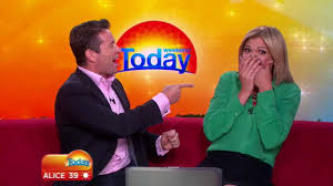 Today Show by Steve Gets Revenge On Sarah On Weekend Today Youtube