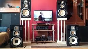 jvc home theater system jvc s88 jvc spx5 philips fa 931 youtube
