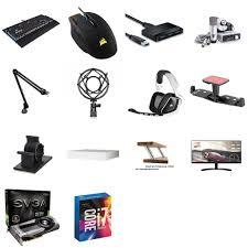 ultimate desk setup list