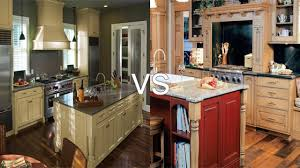 paint vs stain kitchen cabinets painted vs stained cabinets which is best kitchen