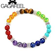 bead bracelet styles images Gagafeel 4 styles muti color mens bracelets 8mm beads bracelet jpg