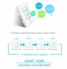 alexa light switch dimmer lanbon not sonoff wifi switch wifi light switch smart alexa enabled