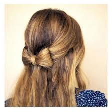 on the go hairstyles 20 cutest bow hairstyles for girls on the go hairstylec
