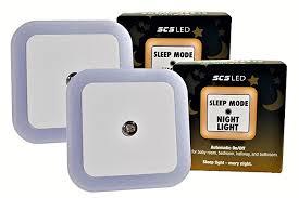 nursery ls with night lights scs lighting sleep mode night light 2 pack no blue light perfect