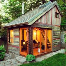 Small Backyard Shed Ideas Best 25 Shed Houses Ideas On Pinterest Shed House Design Ideas