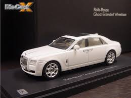 phantom ghost car ghost hunting kyosho announces 1 43 rolls royce ghost extended