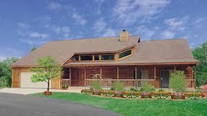 log home design plan and kits for huntington dream houses