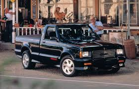 nissan truck 90s muscle trucks here are 7 of the fastest pickups of all time driving