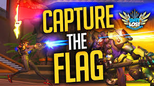Why Is The Flag Overwatch Capture The Flag Gameplay New Ayutthaya Map Youtube