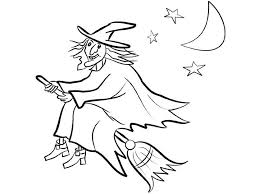 lovely witch coloring 37 free coloring book