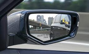 Blind Spot Mirror Where To Put More Advanced Car Tech Is Here And Buyers Are Demanding It