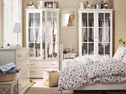 Small Bedroom Closets Design Home Design Fashionable Wooden Wardrobe In Modern Small Space
