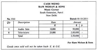 cash memo bill format in ms word template check some editable