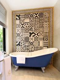 bathroom accent wall ideas bathroom accent wall atticmag