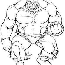 incredible hulk coloring pages the leader fight the hulk coloring pages hellokids com