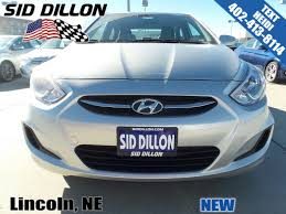 new 2017 hyundai accent se 4 door sedan in lincoln 4h17565 sid