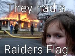 Raider Hater Memes - raider hater flag quickmeme