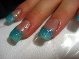 sparkle acrylic nail designs image collections nail art designs