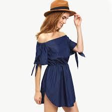 popular cheap denim dress buy cheap cheap denim dress lots from