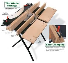 Building A Router Table by How To Make A Router Table Fence Diy Router Fence Plans